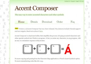 Accent Composer